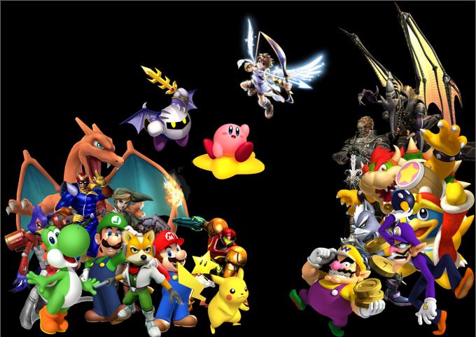Welkom op de Nintendo wiki!