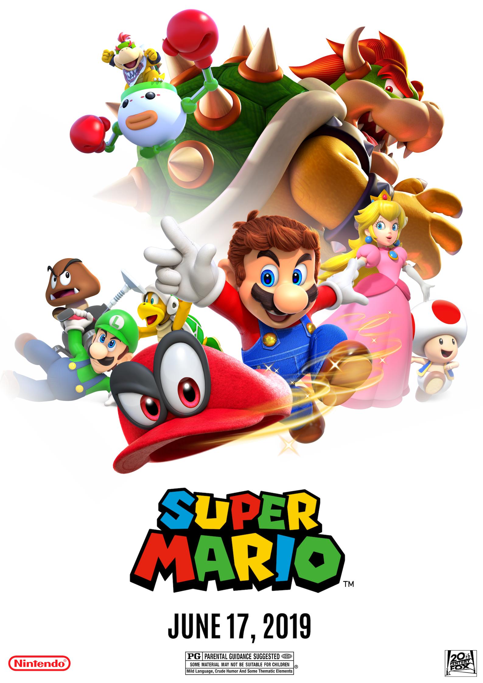 EricSmith3688/Super Mario (2019)