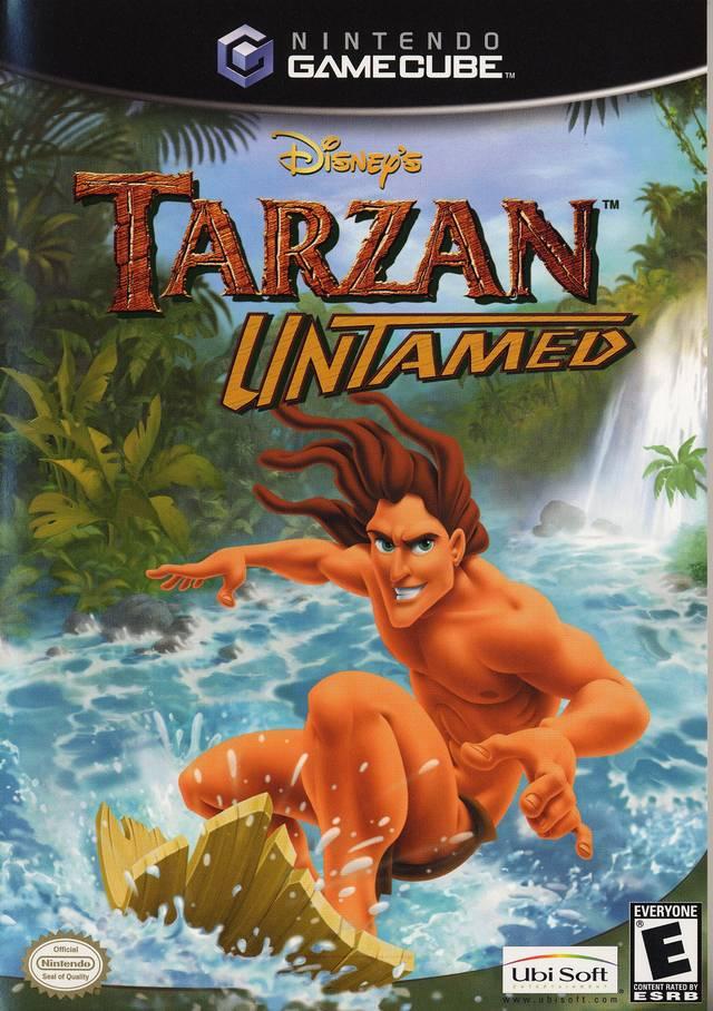 Disney's Tarzan Untamed