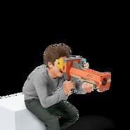 Nintendo Labo - VR Kit - Artwork - Blaster
