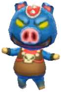 Ganon Animal Crossing