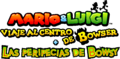 Logo de Mario and Luigi Bowser's Inside Story Bowser Jr's Journey.png