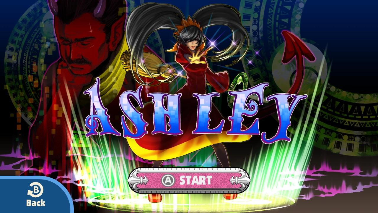 Ashley (Game & Wario)