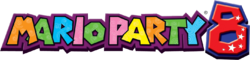 Mario Party 8 Logo.png