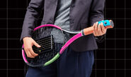 Nintendo Labo - Toy-Con Garage - Tennis Racket artwork