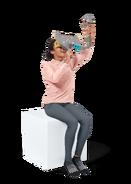 Nintendo Labo - VR Kit - Artwork - Elephant