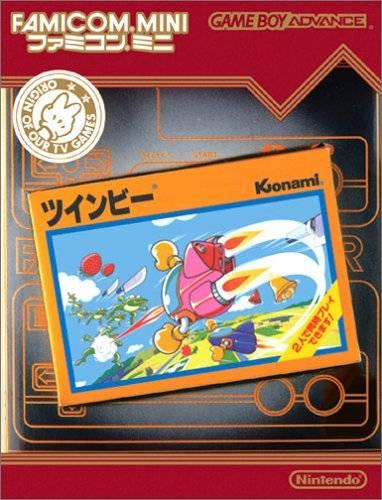 Famicom Mini: TwinBee