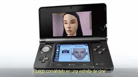 Los Sims 3 - Trailer 2 Nintendo 3DS