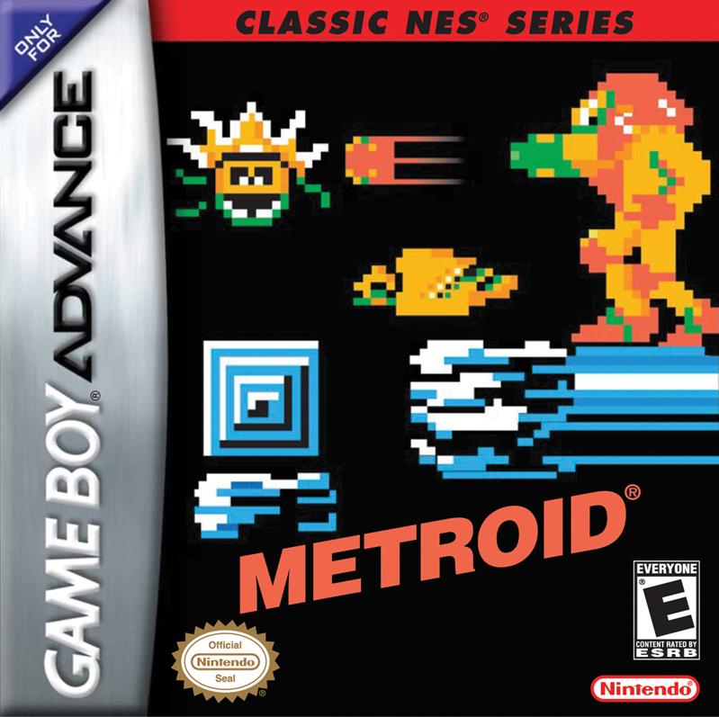 Classic NES Series: Metroid