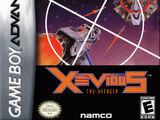 Classic NES Series: Xevious