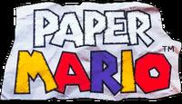 Paper Mario 1 Logo.png