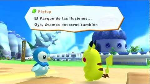 PokéPark 2 Un mundo de ilusiones - (Wii) - trailer