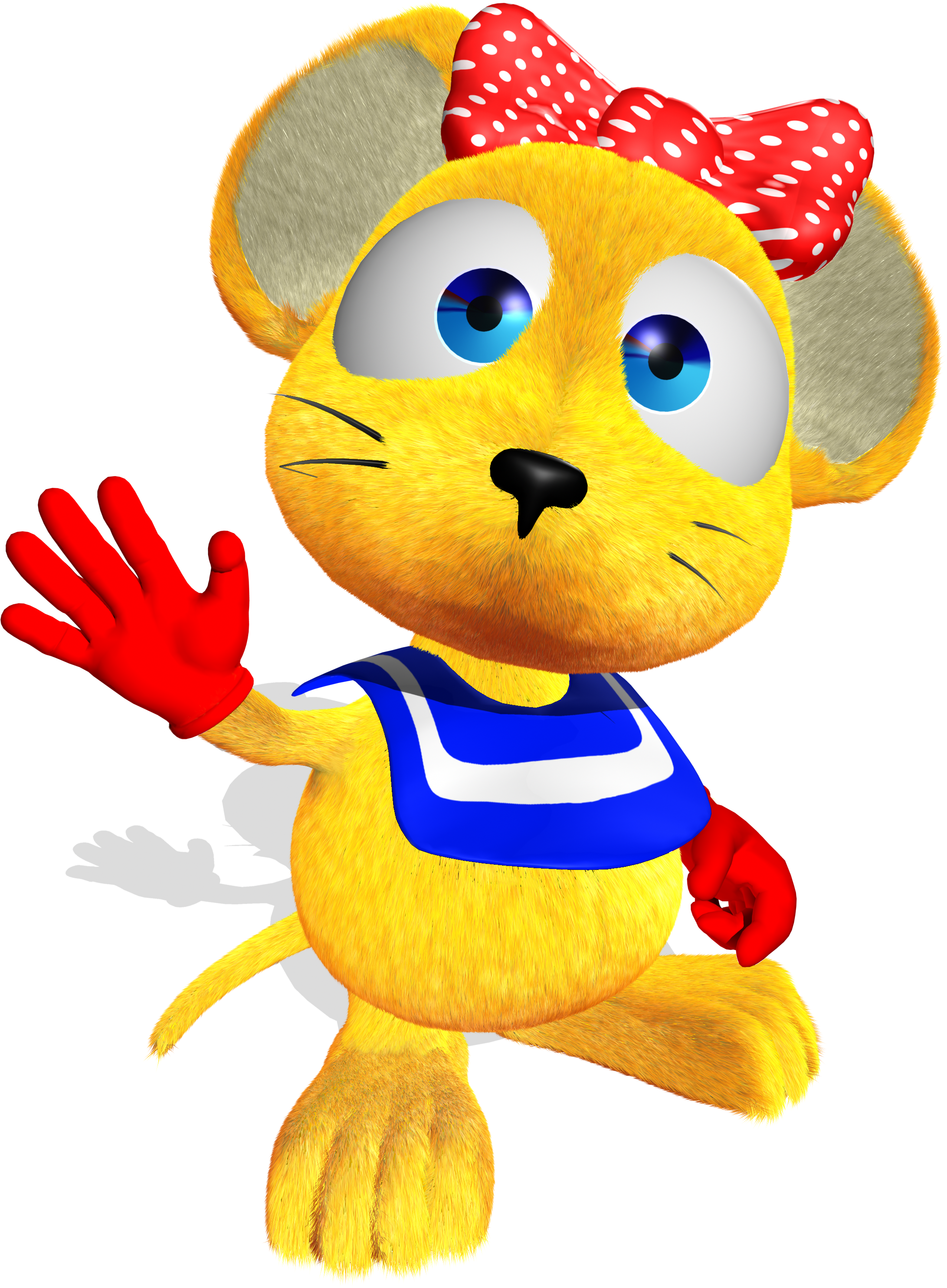 Pipsy the Mouse