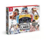 Nintendo Labo VR Kit Full Set box