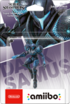 Amiibo - SSB - Dark Samus - Box.png