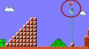 Mario banderín