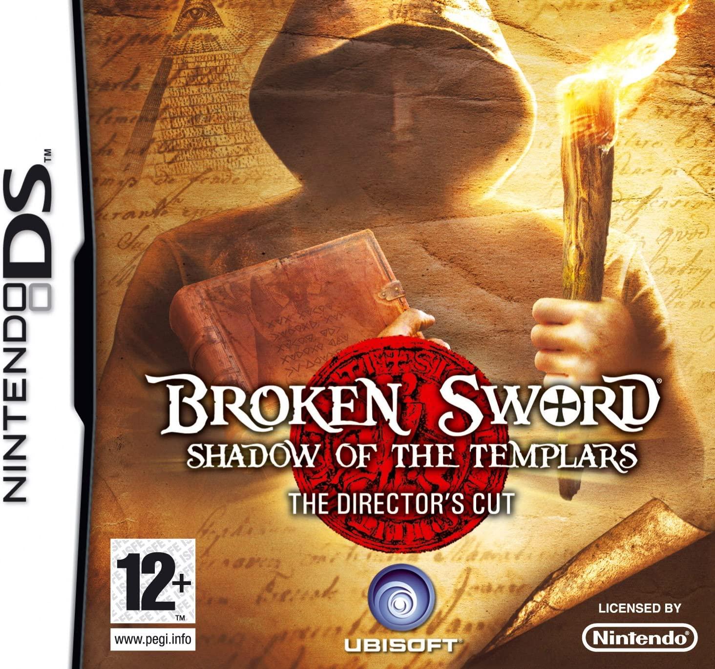 Broken Sword: Shadow of the Templars – The Director's Cut
