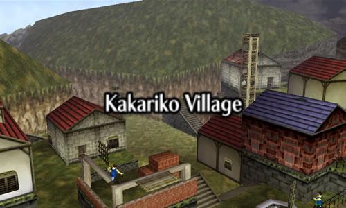 Kakariko Village