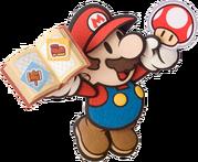 Mario (Paper Mario Sticker Star).png