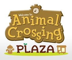 Plaza Animal Crossing Logo.png