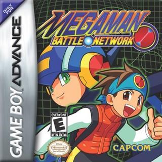 Mega Man Battle Network (video game)