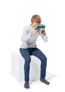 Nintendo Labo - VR Kit - Artwork - Camera