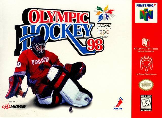 Olympic Hockey 98
