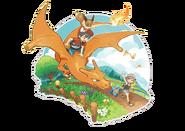 Pokémon Let's Go, Pikachu! and Let's Go, Eevee! - Following Pokémon