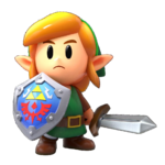 The Legend of Zelda - Link's Awakening - Link.png