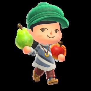 Animal Crossing New Horizons - Character artwork 09