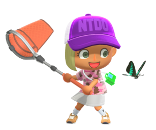 Animal Crossing New Horizons - Character artwork 06