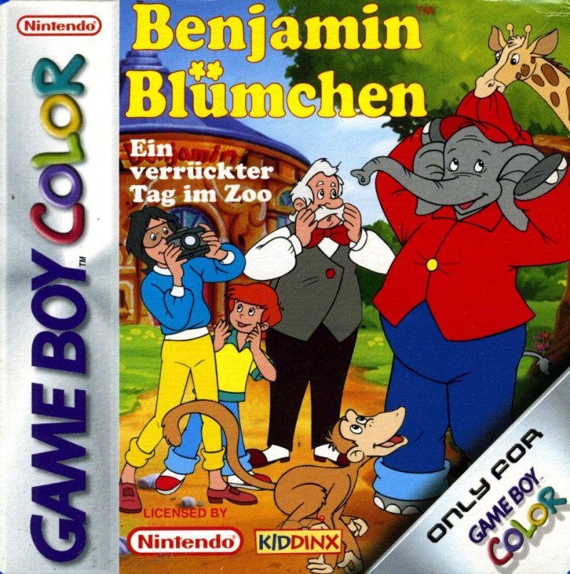 Benjamin Blumchen: Ein verruckter Tag Im Zoo