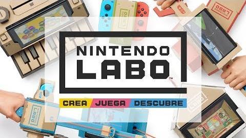 Flashangel/Nintendo funde el juguete tradicional con el videojuego con Nintendo Labo