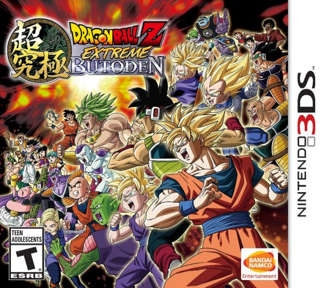 Dragon Ball Z: Extreme Butōden