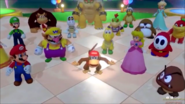 Diddy Kong Tribute Owl City When Can I See You Again -with game audio--screenshot