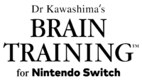 Dr. Kawashima s Brain Training Switch logo.png