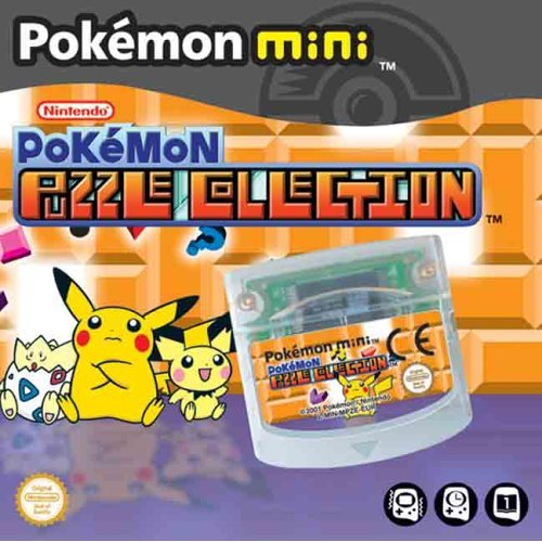 Pokémon Puzzle Collection