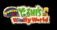 Poochy & Yoshi's Woolly World logo.png