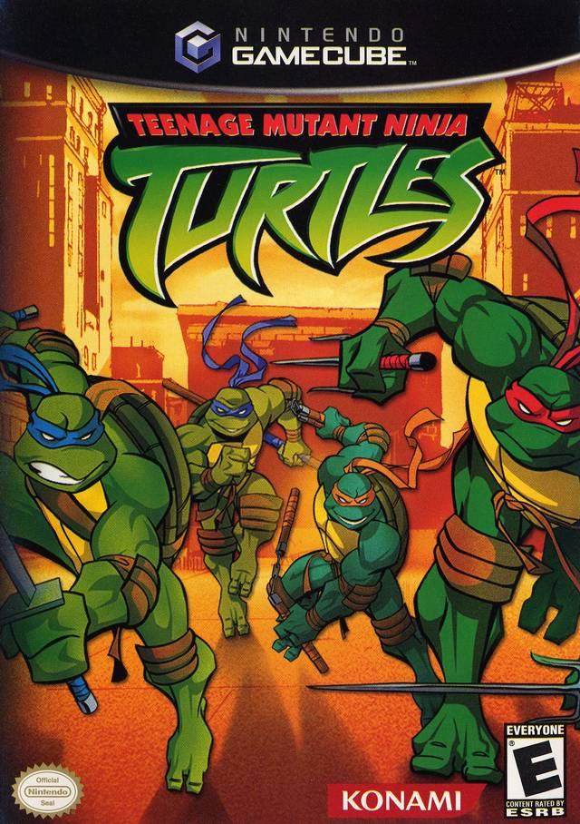 Teenage Mutant Ninja Turtles (GameCube)