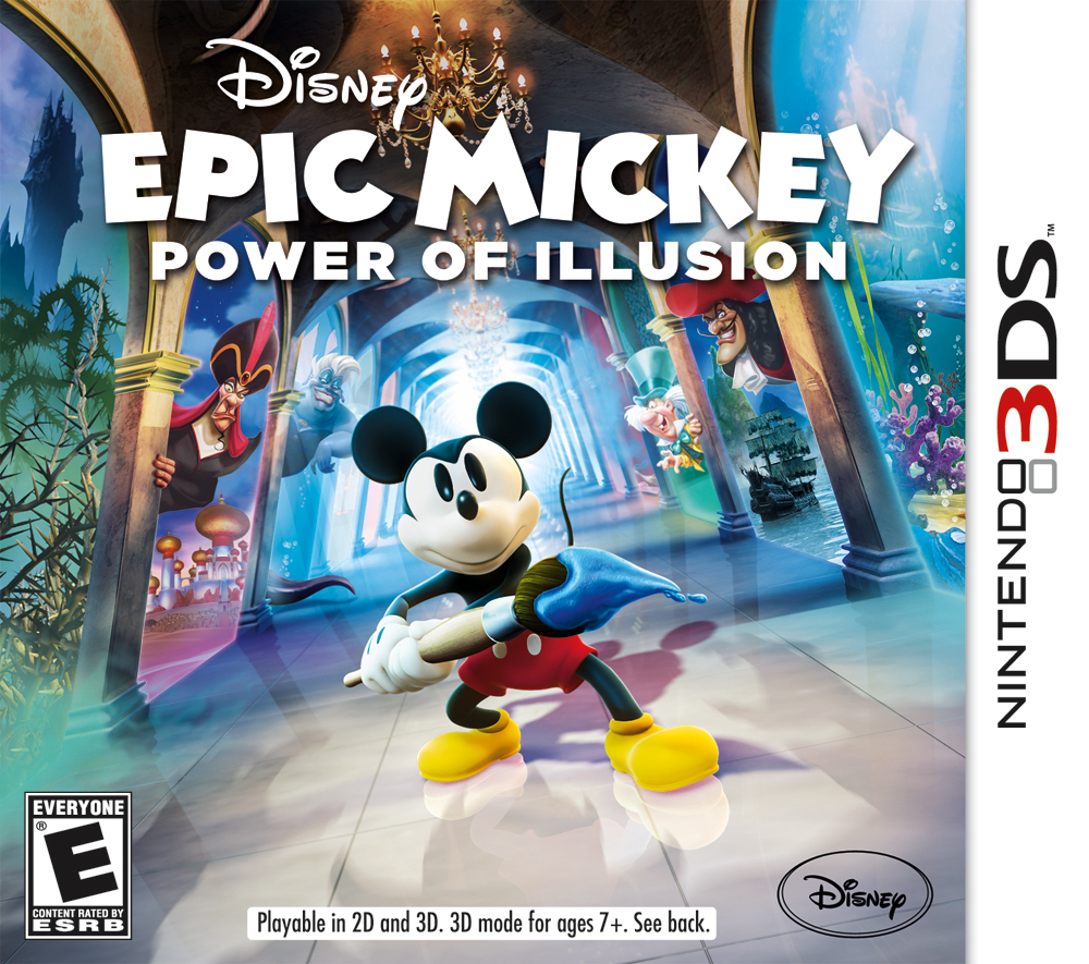 Epic Mickey: Power of Illusion