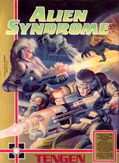 Alien Syndrome (NES)