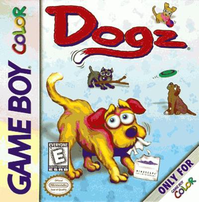 Dogz (GBC)