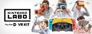 Nintendo Labo - VR Kit - Artwork 05