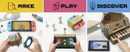 Nintendo Labo - Illustration 01