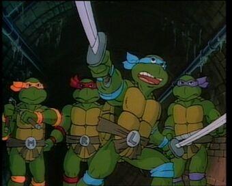 List Of Teenage Mutant Ninja Turtles Games Nintendo Fandom