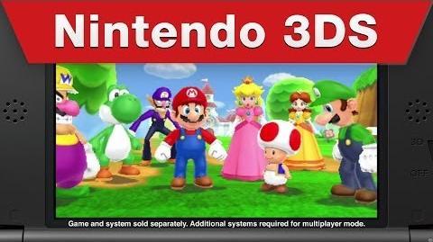 Mario Party: Island Tour/videos