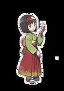 Pokémon Let's Go, Pikachu! and Let's Go, Eevee! - Character Artwork - Erika