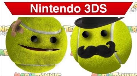 Mario Tennis Open - Report Multiplayer