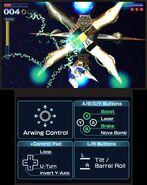 Star Fox 64 3D screenshot 3