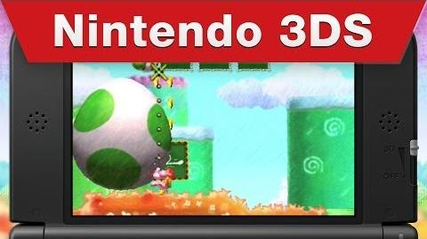 """Yoshi's New Island - """"It's a Shell of a Time"""" Trailer"""